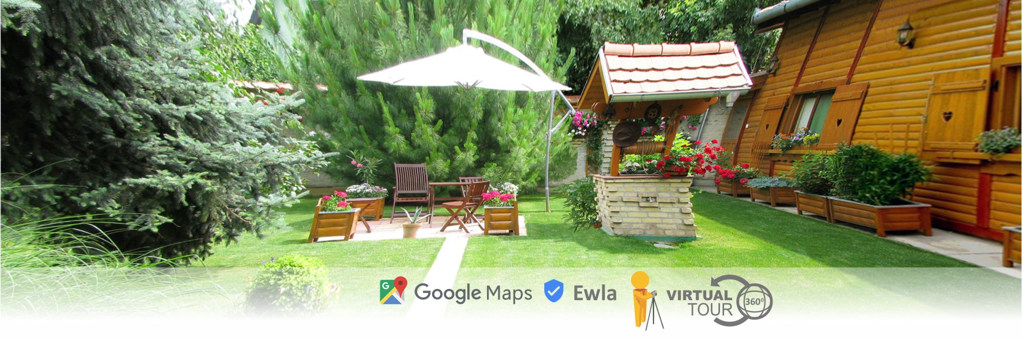 Ewla - Google Maps - 360 Virtual Tour